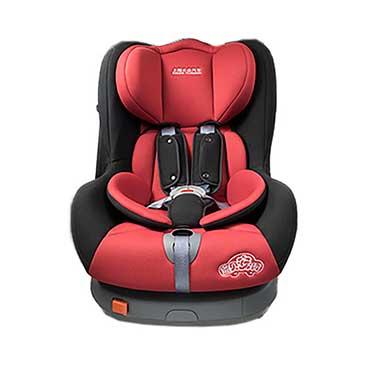 1组ISOFIX儿童安全座椅(上拉带式)